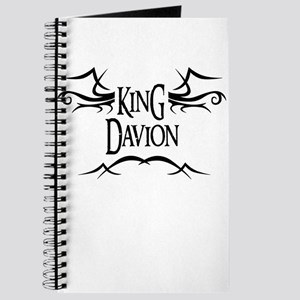 King Davion Journal