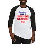 Anti-Spending Tzar Baseball Jersey