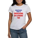 Anti-Spending Tzar Women's T-Shirt