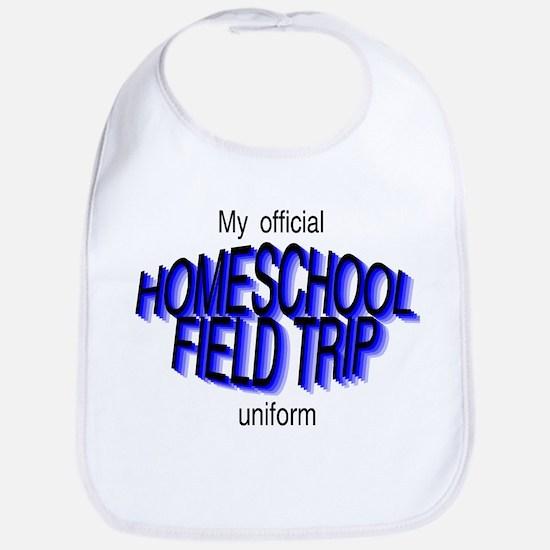 Field Trip Uniform in Blue Bib