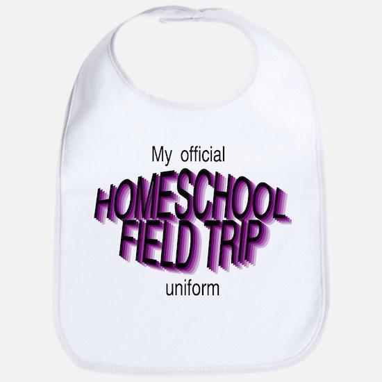 Field Trip Uniform in Purple Bib