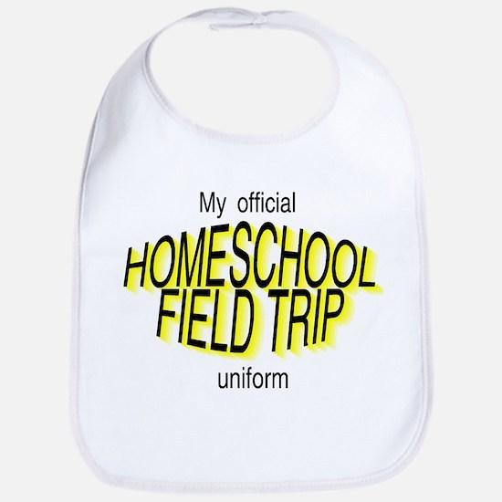 Field Trip Uniform in Yellow Bib