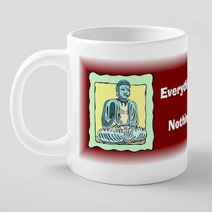 ComesToPassCoffeeMug 20 oz Ceramic Mega Mug