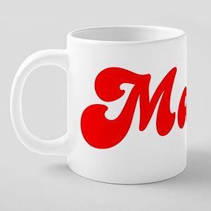 10DRE-N2865 20 oz Ceramic Mega Mug