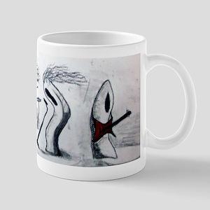 Monster Rock Band Mug