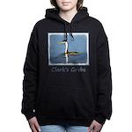 Clark's Grebe Women's Hooded Sweatshirt