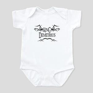 King Demetrius Infant Bodysuit