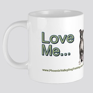 american staffordshire 20 oz Ceramic Mega Mug