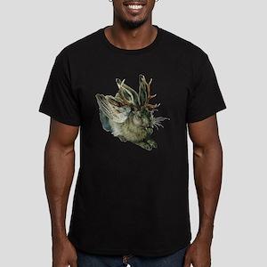 Wolpertinger Men's Fitted T-Shirt (dark)