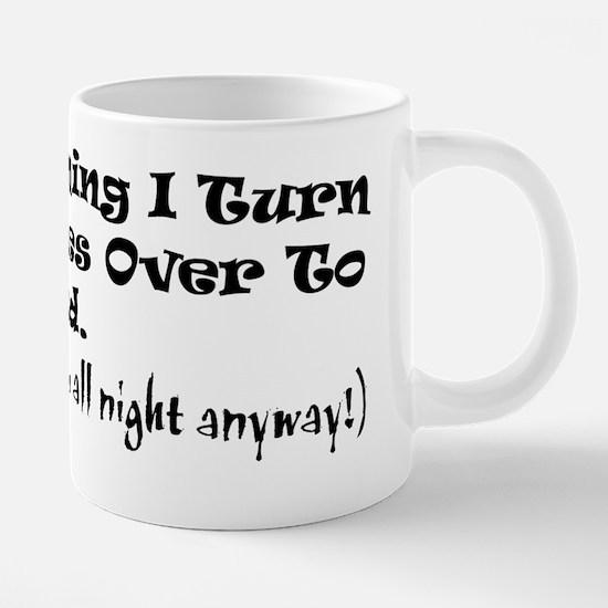 god.png 20 oz Ceramic Mega Mug