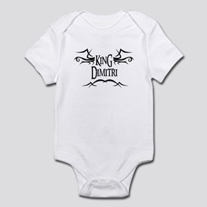 King Dimitri Infant Bodysuit