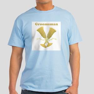 Groomsmen Light T-Shirt