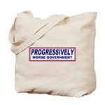 Progressive Government Tote Bag