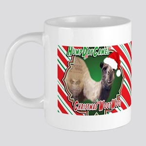 Hump Day Camel Christmas Mu 20 oz Ceramic Mega Mug