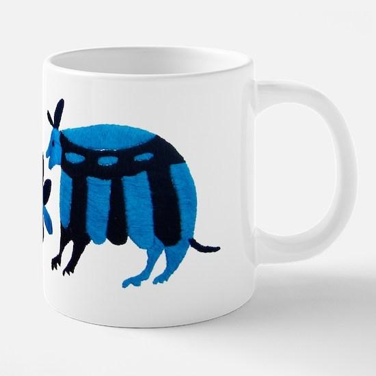armadillos.jpg 20 oz Ceramic Mega Mug