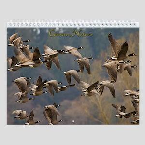 Pacific Northwest Birds Wall Calendar