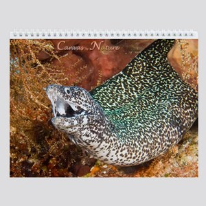 Caribbean Underwater I Wall Calendar