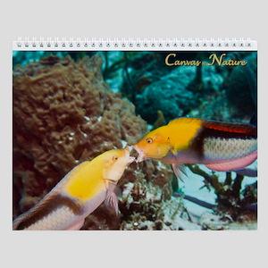 Caribbean Underwater II Wall Calendar