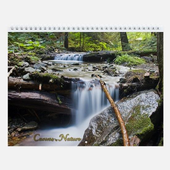 Mount Rainier III Wall Calendar