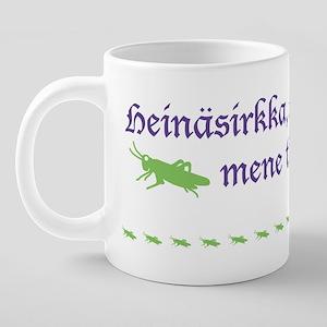 st urho-mug2 20 oz Ceramic Mega Mug