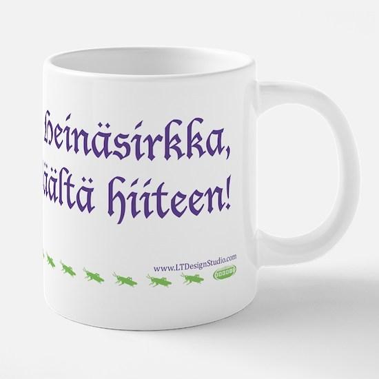 st urho-mug2.png 20 oz Ceramic Mega Mug