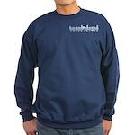 Interpreter Blue Sweatshirt (dark)