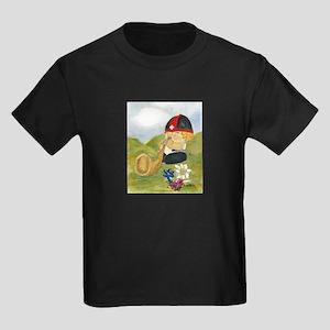 Alphorn Sepp Kids Dark T-Shirt