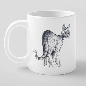 art-devonrexmug 20 oz Ceramic Mega Mug