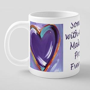 Proud Everyday mug 20 oz Ceramic Mega Mug