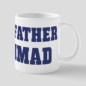Proud Father of Ahmad Mug