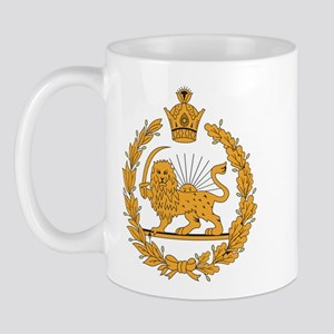 Persia Coat Of Arms Mug