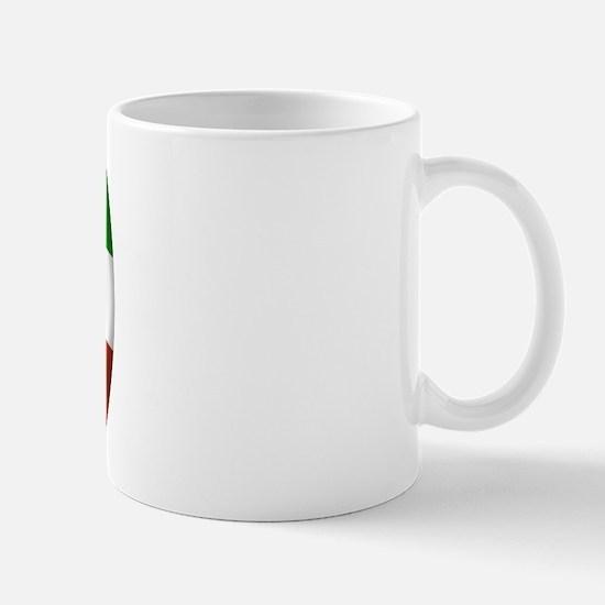 Wavy Pahlavi Dynasty Flag Mug