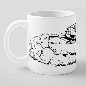 20100402 - KickinAssAndTaki 20 oz Ceramic Mega Mug