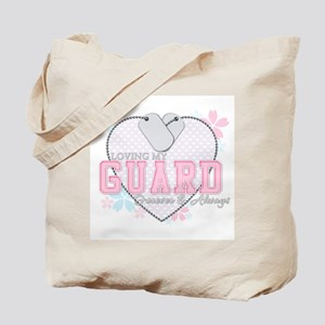 Loving My Guard Forever and A Tote Bag