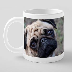 springpugmug 20 oz Ceramic Mega Mug