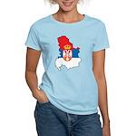 Map Of Serbia Women's Light T-Shirt
