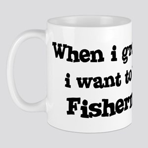 Be A Fisherman Mug