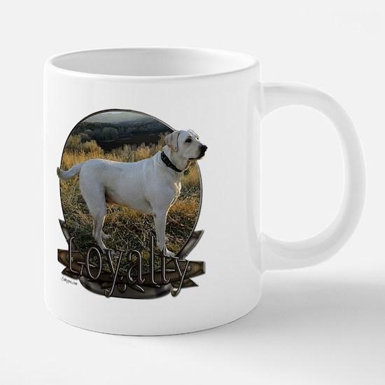 labrador 20 oz Ceramic Mega Mug