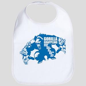 Gorilla Attack Bib