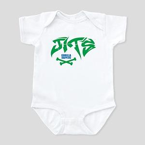 Gorilla Jits & Bones Infant Bodysuit