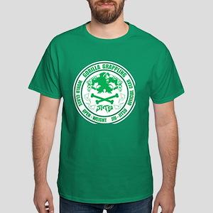 King Circle Jits & Bones Dark T-Shirt