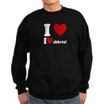 I Love I Heart Shirts Sweatshirt (dark)