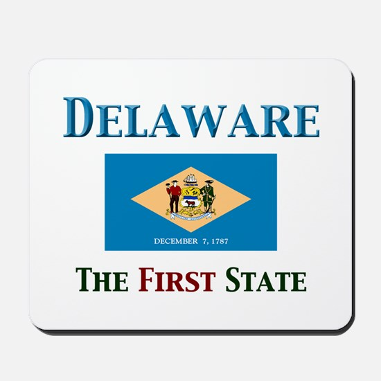 Delaware 1st State Mousepad