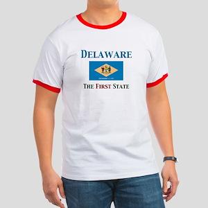 Delaware 1st State Ringer T