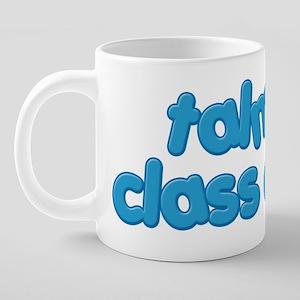 talmudclassclown 20 oz Ceramic Mega Mug