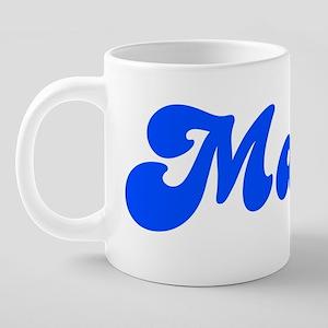 10DBL-N2865 20 oz Ceramic Mega Mug