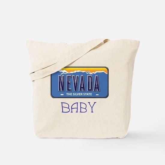 Nevada Baby Tote Bag