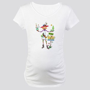Mother Earth Maternity T-Shirt