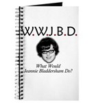 What Would Jeannie Bladdersha Journal