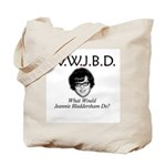 What Would Jeannie Bladdersha Tote Bag